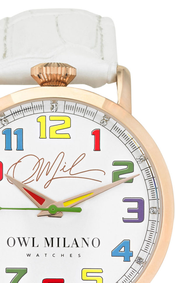 Orologio Owl Milano Leather Donna OM-R-W-1M zoom2