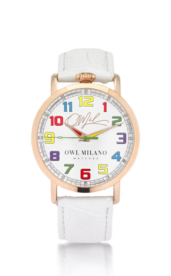Orologio Owl Milano Leather Donna OM-R-W-1M