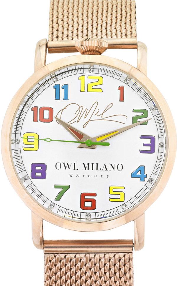 Orologio Owl Milano Metal Donna OM-R-W-4M zoom