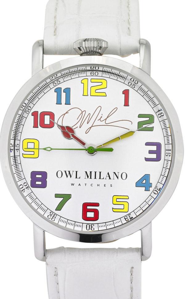 Orologio Owl Milano Leather Uomo OM-S-W-1M zoom