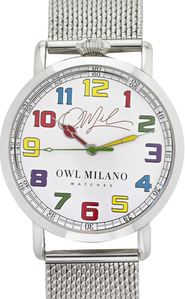 Orologio Owl Milano Metal Uomo OM-S-W-4M zoom