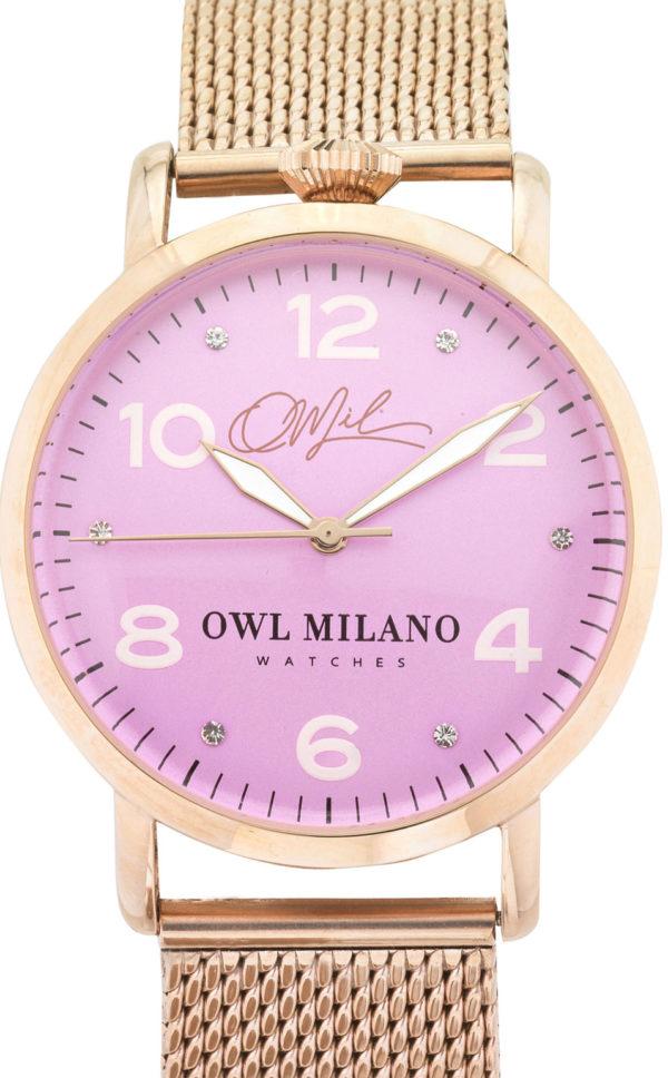Orologio Owl Milano Color Donna OM1-R-P-4M zoom