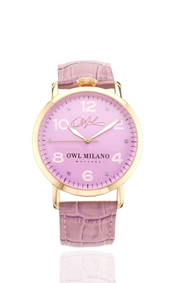 Orologio Owl Milano Color Donna OM1-R-P-7M