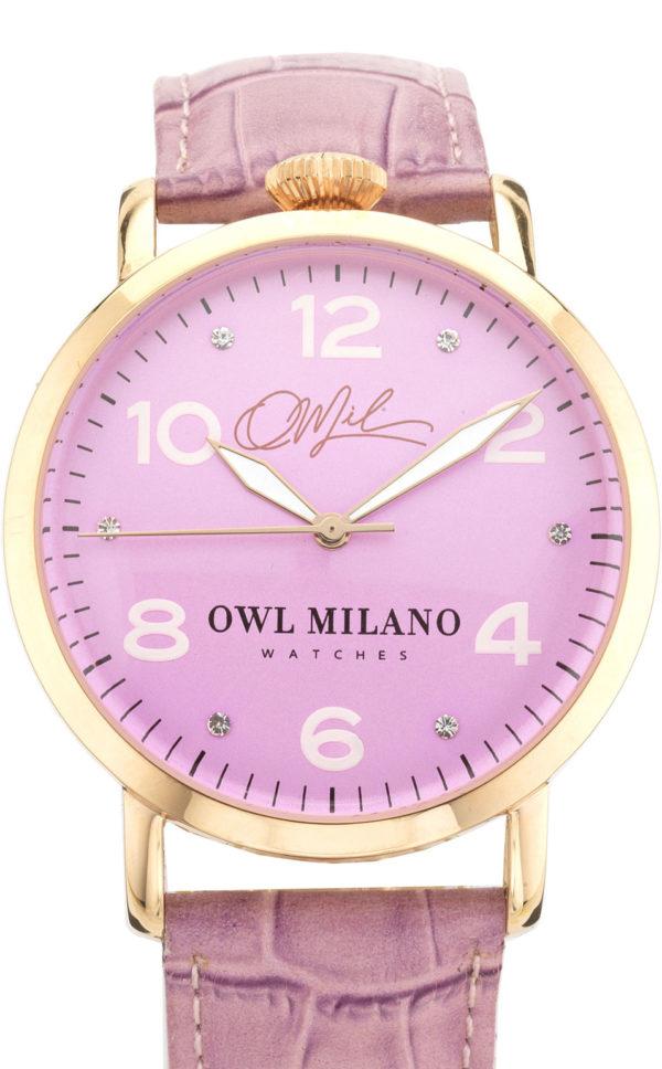 Orologio Owl Milano Color Donna OM1-R-P-7M zoom