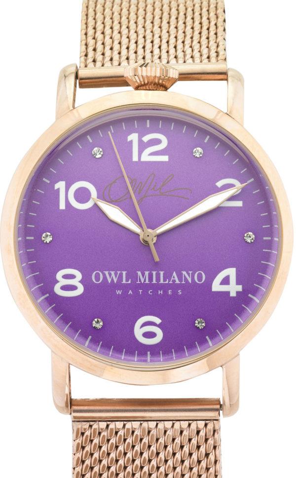 Orologio Owl Milano Color Donna OM1-R-V-4M zoom