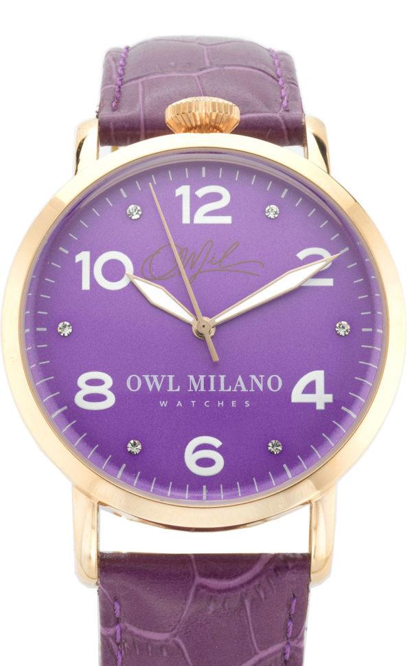 Orologio Owl Milano Color Donna OM1-R-V-8M zoom