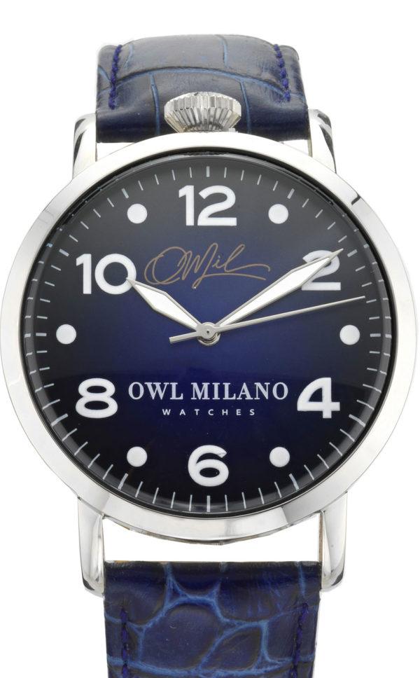 Orologio Owl Milano Color Uomo OM1-S-BL-3M zoom