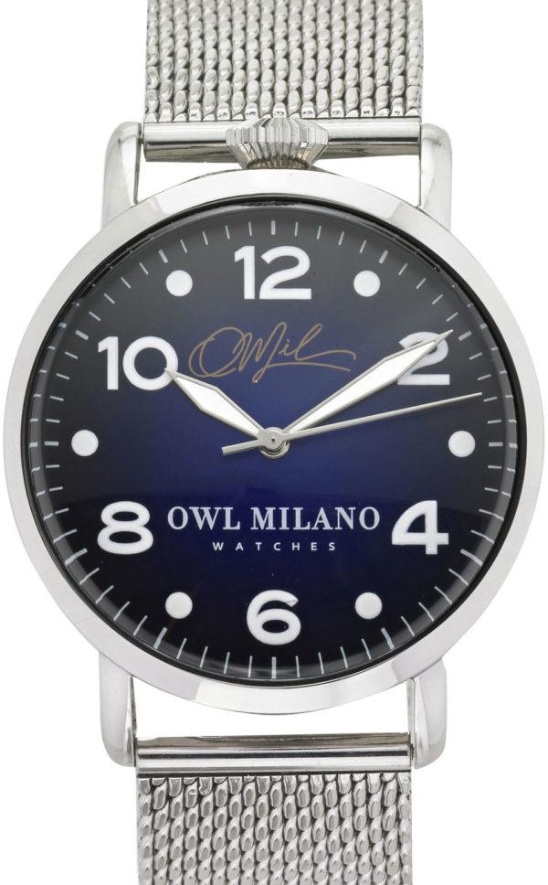 Orologio Owl Milano Color Uomo OM1-S-BL-4M zoom